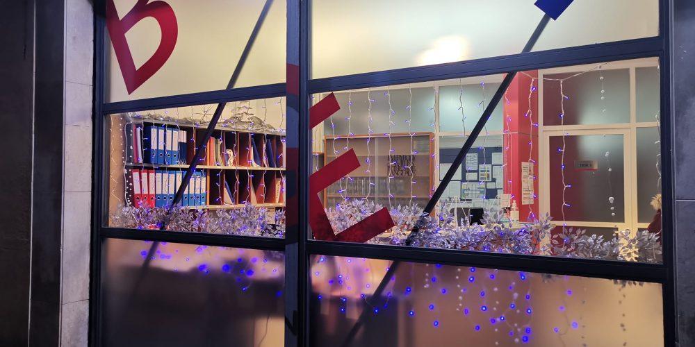 La Navidad llega a nuestra academia de inglés