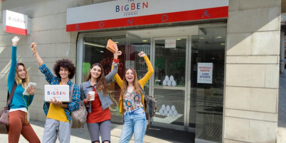 Big Ben School inaugura un nuevo curso