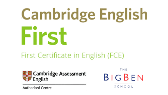 First (FCE)