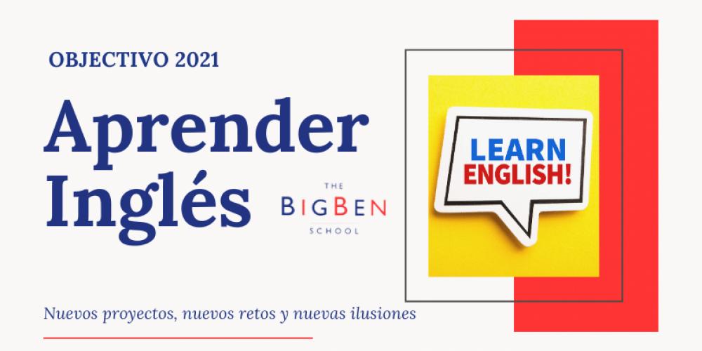 Objetivo 2021: Aprender inglés